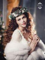 Палантин на свадебное платье купить